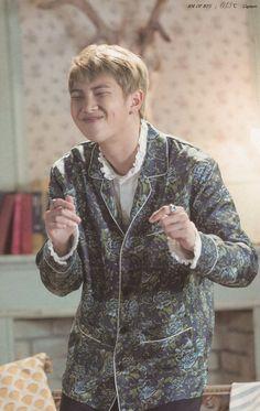 Cute RM