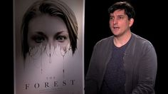 Interviews with the cast of The Forest.