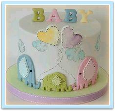 Torta BabyShower