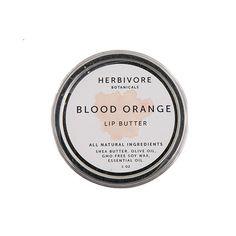 Herbivore Botanicals Lip Butter - Blood Orange