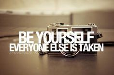 Live it, breathe it photogs... Stop trying to be someone else #photography #quotes