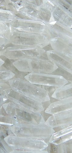 Clear quartz healing crystal pointed pendants for jewelry making wire wrapping crystal healing feng shui home decor meditation and Crystal Magic, Clear Quartz Crystal, Crystal Healing, Crystal Pendant, Minerals And Gemstones, Crystals Minerals, Stones And Crystals, Aesthetic Iphone Wallpaper, Aesthetic Wallpapers
