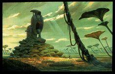 treasure planet art - Buscar con Google