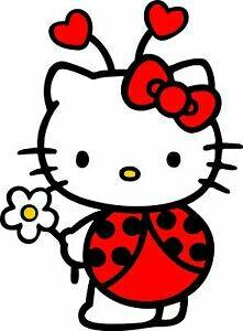 Hello Kitty Bug.