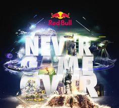 Design Inspiration: Red Bull Poster Design Showcase