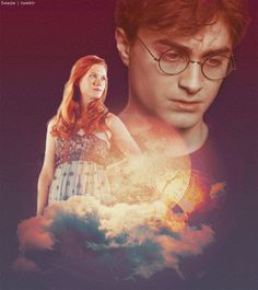 """It's your family, 'course you're worried. I'd feel the same way."" He thought of Ginny. ""I do feel the same way."""