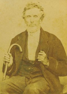 This is an old portrait of Jerry Church, the founder of Lock Haven, PA. Local History, Family History, Lock Haven, Clinton County, Old Time Photos, Keystone State, Old Portraits, Educational Programs, Historical Society