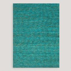 Enhance your space with the casual and colorful appeal of our versatile Aqua Deca Flat-Woven Jute Rug. Handwoven in India of rapidly renewable natural jute fiber, this brilliant, beautifully textured rug is the perfect eco-conscious complement to your décor.