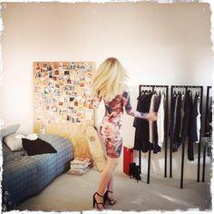 Getting ready for party - Let's dance! #veromoda #maxfactor @Verónica Sartori MODA