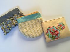 tutorial for all three pouches