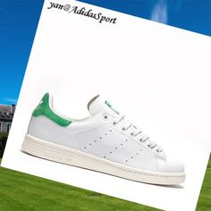 White Fairway - Adidas Originals Stan Smith men Leather Shoes,Hot style of trainers have good quality,What are you waiting?