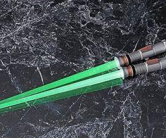 17 gifts for every type of 'Star Wars' fan Light Up Lightsaber, Led Glow Lights, Sushi, Chopstick Holder, Star Wars Light, Star Wars Luke Skywalker, Star Wars Gifts, Lightsaber
