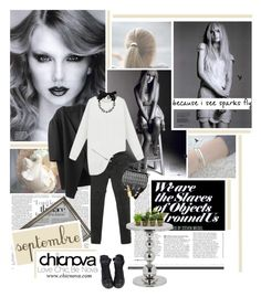 """""""Love is rare, Life is strange, Nothing lasts and people change."""" by are-you-with-me ❤ liked on Polyvore"""