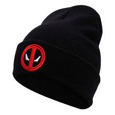 Deadpool Winter Hat (Men And Women) – Superhero Universe