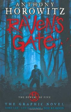Raven's Gate - the Graphic Novel (The Power of Five) by Anthony Horowitz,http://www.amazon.com/dp/1406306479/ref=cm_sw_r_pi_dp_stS1sb1NSTFHC7RF