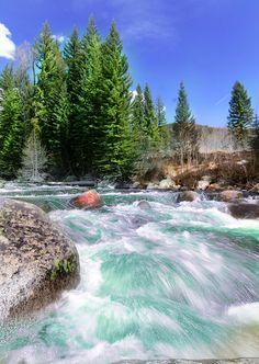 Mad Creek, Steamboat Colorado
