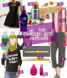 The College Girl Package