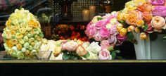 They come home Dani, the boomerang at the Hotel Costes near the Place Vendome, not a interflora the corner (or you remove all traces of baby's breath!). Shop windows in bloom ... | Geek Chic &