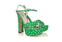 Горошек от Miu Miu | Fashion Details. Всё о моде Весна-Лето 2013