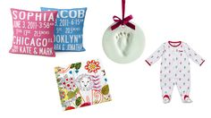 Gift Guide: Baby's First Christmas