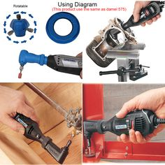 89 Best dremel images | Tools, Diy tools, Homemade tools Dremel Switch Wiring Diagram on