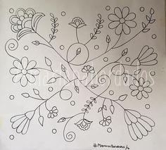 Patrón para bordar!! Lilas y violetas, el bordado se encuentra en una publicación anterior!!! #compartir #patrondebordado #flores #flowers #marianabordados #bordardapaz #amobordar #dibujo #diseño #designs #bordado #embroidery #embroideryart ✏️✏️✏️✏️✔️