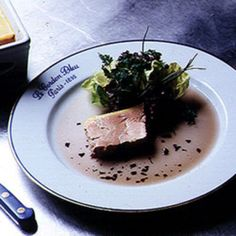 This luxurious terrine is a classic of French cuisine.