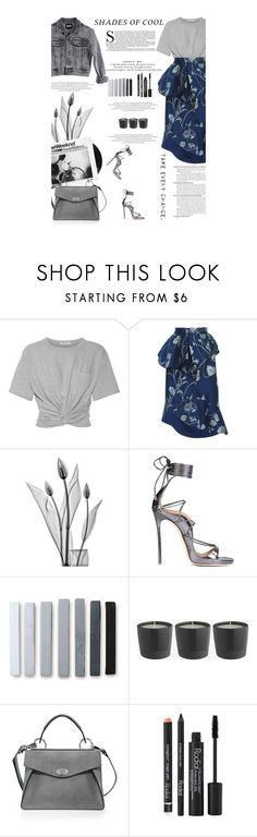 """""""Untitled #2681"""" by amimcqueen ❤ liked on Polyvore featuring T By Alexander Wang, Johanna Ortiz, Pottery Barn, Dsquared2, Proenza Schouler, Rodial and Cheap Monday"""