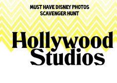 Free Printable!   Picturing Disney