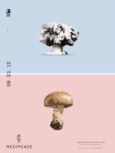 Recipeace: Mushroom Cloud by Leo Burnett Chicago