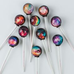 Galaxy Lollipops – The Colossal Shop