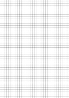 Karopapier Durchgehend 7x7mm In 2020 Kariertes Papier Papierschablonen Papier