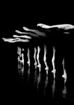 Danse / Travail / Cours