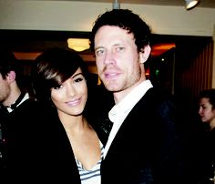 Frankie Sanford and Wayne Bridge are expecting a baby