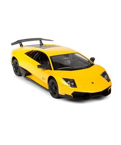 Take a look at this Remote Control Lamborghini Murcielago by World Tech Toys on #zulily today!