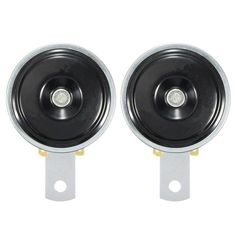 Universal 12V 110DB H510HZ L410HZ Tone Loud Car Truck Electric Horn Disc