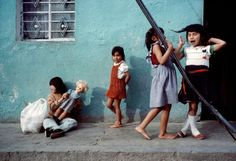 """MEXICO. Leon. 1987″ © Alex Webb/Magnum Photos"