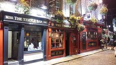 templebar-dublin-pub-irlanda Guinness, Temple, Bar, Restaurants, Ireland, Temples