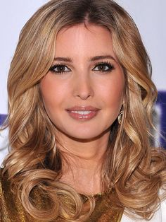 Ivanka Trump, Ghost opening night, 2012 http://beautyeditor.ca/2014/02/07/ivanka-trump-before-and-after/