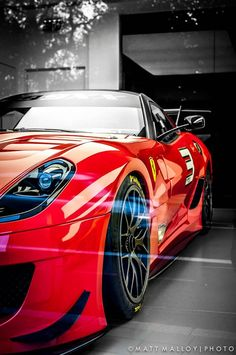 Sublime Ferrari 599XX GTO - Click on the cool pic & join our community to win $250.