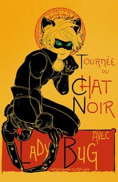 #Adrien #ChatNoir