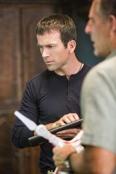 """Lucas Black as Christopher LaSalle NCIS : NOLA """"I Do"""" (Season 2, Episode 4)"""