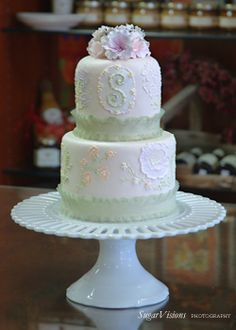 Sweet and Savory Bakeshop, Oxford, MI - Wedding Cake Gallery