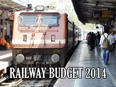 Modi govt's maiden Railway budget highlights - read complete news click here... http://www.thehansindia.com/posts/index/2014-07-08/Modi-govts-maiden-Railway-budget-highlights-101139