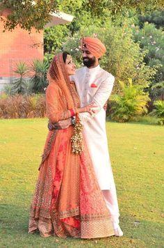 Chandigarh #IndianWedding   Uday & Shireen wedding story   Wed Me Good