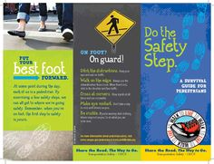 Do the safety step, by the Oregon Department of Transportation