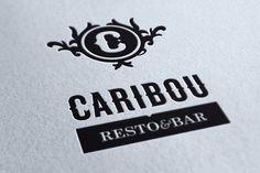 caribou - Maxime Brunelle | Graphic Designer #logo #branding #identity