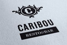 caribou - Maxime Brunelle | Graphic Designer | #corporate #branding #creative #logo #personalized #identity #design #corporatedesign < repinned by www.BlickeDeeler.de | Have a look on www.LogoGestaltung-Hamburg.de