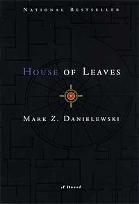 House of Leaves by Mark Z. Danielewski I started reading this tonight. I was incredibly excited to start reading it. I had been waiting on it to arrive at the book store in the mall for a few weeks,. I Love Books, Good Books, Books To Read, Amazing Books, James Joyce, Up Book, Book Club Books, Book Nerd, House Of Leaves Book