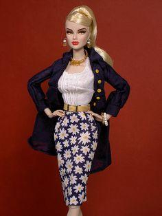 Nostalgia Dania Fashion Royalty   Flickr - Photo Sharing!
